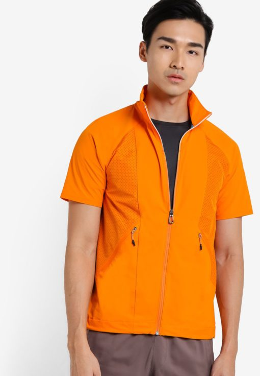 Short Sleeve Jacket by The North Face for Male