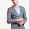 Grey Skinny Fit Suit Jacket by Topman for Male