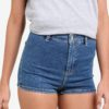 MOTO Joni Shorts by TOPSHOP for Female