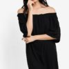 Love Off Shoulder Dress by ZALORA for Female