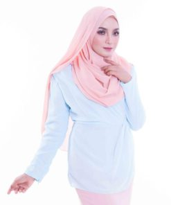 Pass with Flair Blouse in Blue by Zolace for Female